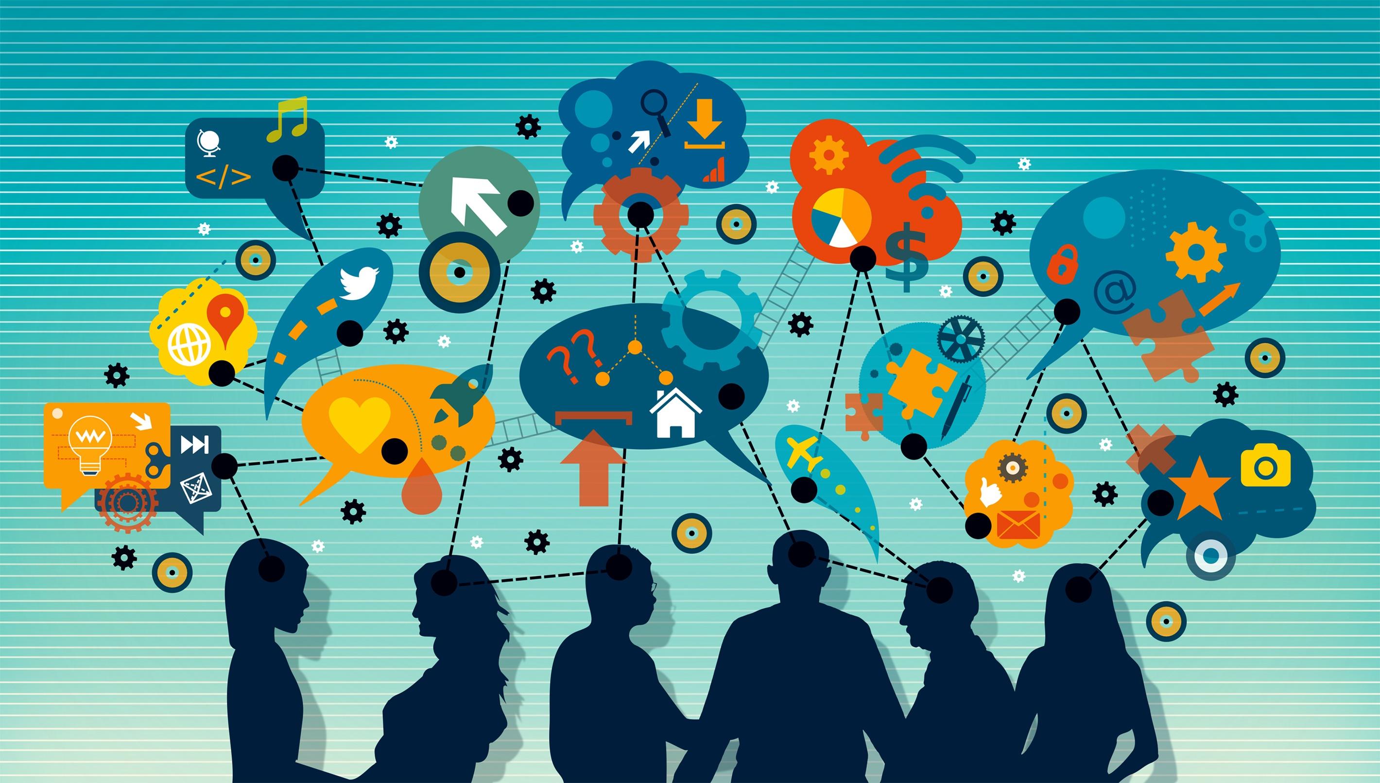 Socionique relations inter-types